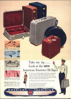 Lighter luggage