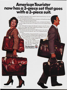 Piece luggage